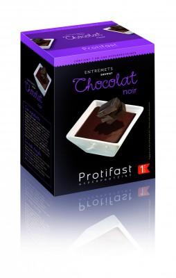 Dezert Černá čokoláda