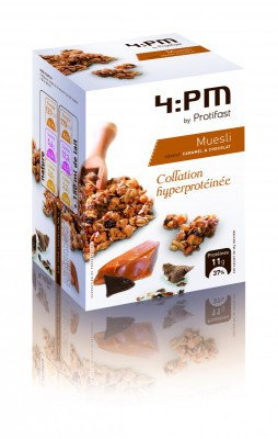 Müsli Karamel- Čokoláda