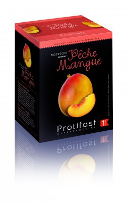 Nápoj Broskev- Mango