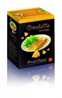 Omeleta Sýrová