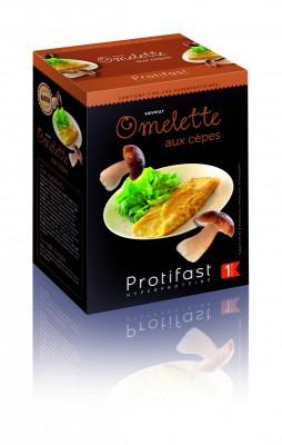 Omeleta Houbová