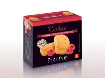Ovocný dortík