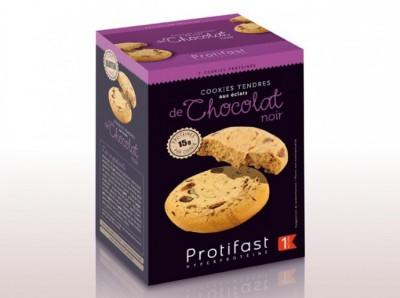 Sušenka tmavá čokoláda