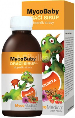 MycoBaby sirup 200 Ml